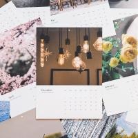 HITCHHIKER 2018 photo calendar