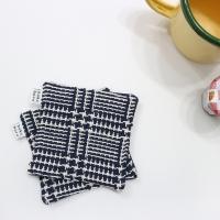 [haku.haru] weaving coaster