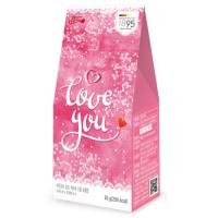 [바인리히]메세지초콜릿(50g)_러브유(love you)
