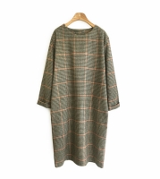 Check Dress (2-color)