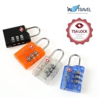 인트래블 여행용품/캐리어자물쇠/TSA자물쇠 NO.1283