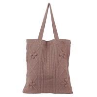 kami et muse knited Eco shopper bag