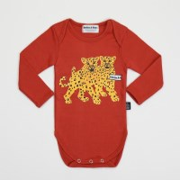Red Two Leo Bodysuit