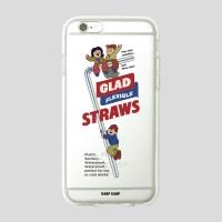 [어프어프][젤리케이스]Straws glad