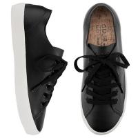 CLLIB[클립] 스니커즈 LF4702 esnc Leather 블랙