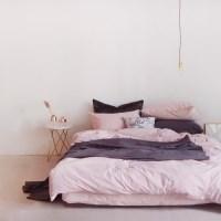 극세사 에스타도 천연염색 호텔 베딩 -베이지핑크 (싱글/슈퍼싱글)