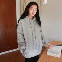 [MONDAY STUDIO] Daily boxy fit napping hood