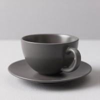 루나 카페라떼 잔 : 딥차콜_(631380)