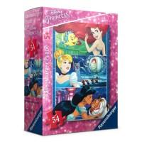 [54pcs] 디즈니 프린세스 시리즈3 퍼즐(09492_9)