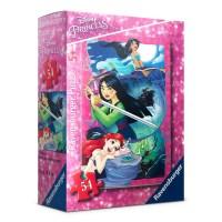[54pcs] 디즈니 프린세스 시리즈2 퍼즐(09492_8)