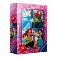 [54pcs] 디즈니 프린세스 시리즈1 퍼즐(09492_7)