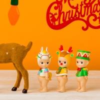 소니엔젤 미니피규어_2017 Christmas series(랜덤)