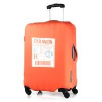 [Travel Mate] 에어메일 파우치 캐리어커버(ACC-600) - 오렌지
