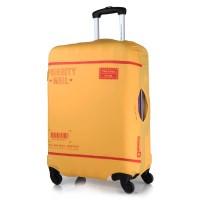 [Travel Mate] 에어메일 파우치 캐리어커버(ACC-600) - 옐로우