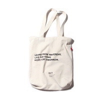 LEARN ECO BAG-IVORY