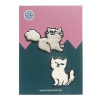 charming kitty wappen