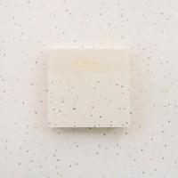 memo pad the block (terazzo)