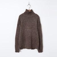 Bokashi Turtleneck Sweater