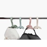 가방걸이 여행용 모자 소품걸이 일자형 S자형 2종