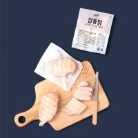 감동닭 염분무첨가 촉촉 닭가슴살 3kg(100gx30팩)