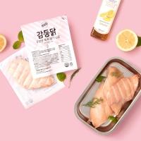 감동닭 무염분 촉촉 닭가슴살 1kg(100gx10팩)_(520463)