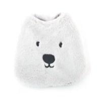 [monchouchou] Fur Vest_Gray