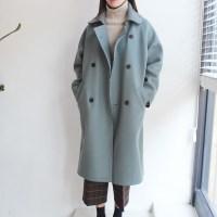 Wool Double-COAT (2-color)