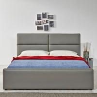 가구데코 클레이 Q 침대 (매트별매)
