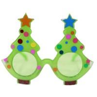 크리스마스 트리안경(그린)