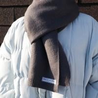 남녀공용 Wool warm muffler(울100%)