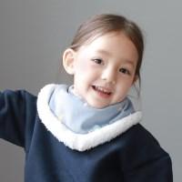 [베베누보] 스노우 워머빕/스카프_새턴플러스