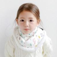 [베베누보] 스노우 워머빕/스카프_보타닉주