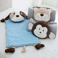 [밀리언달러베이비]어린이집 일체형 낮잠이불 세트(3종 택1)