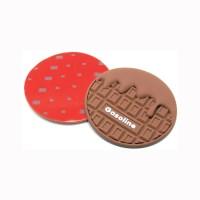 오토컴 SOFT 초콜릿 주유구 엣지 커버