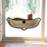 [K&H] Window Bed - TAN