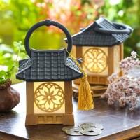 한옥 전통 무드등 한국 기념품