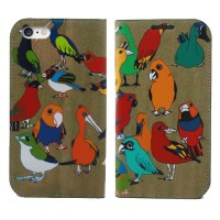 Variety of rare birds - 다이어리케이스