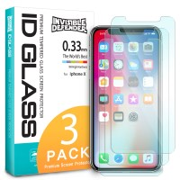 링케 아이폰X용 강화유리필름(3매입) ID GLASS 0.33mm