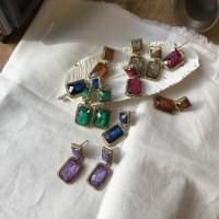 [vintage] liz earring