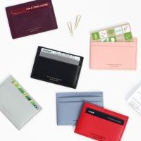 아이코닉 플랫 카드 포켓 v.2