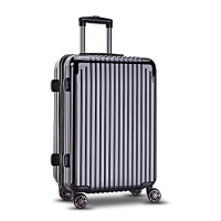 [스크래치] 토부그 TBG326 24형 블랙 수화물용 캐리어 여행가방