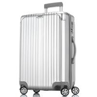 [스크래치] 토부그 TBG426 실버 20형 기내용 캐리어 여행가방