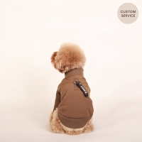 WIND BREAKER_DEEP CARAMEL