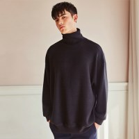 OVERFIT TURTLENECK MTM (BLACK)