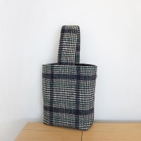 pony check totebag