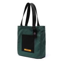 [로아드로아] COLOR BLOCK SHOULDER BAG (GREEN)_(746774)