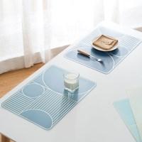 내츄럴 카페 플레이팅 방수 테이블 매트