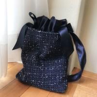 트위드백 Tweed bag