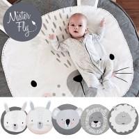 [미스터플라이]아기방 러그/아기매트/원형러그