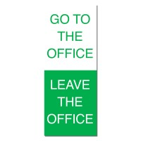 LIST-Go to the office